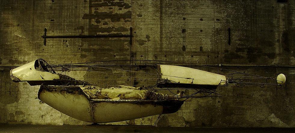 Sculpture, Art, Art Contemporain, Sculpteur, Artiste, France, Alpha et Omega / www.yoann-penard.com
