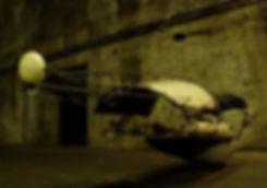 sculpture alpha et omega / the art of yoann penard