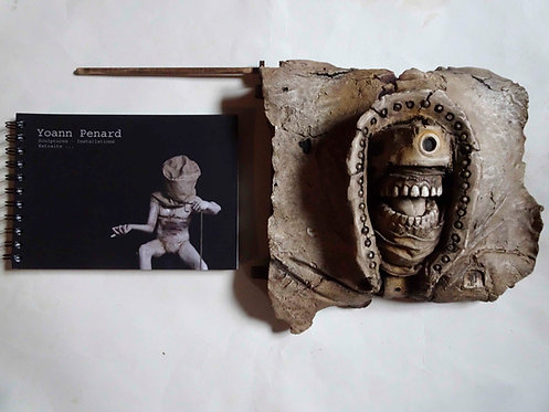 Sculpture +Book