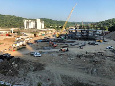 Capital Plaza Redevelopment Progress