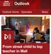 EPY on BBC Outlook