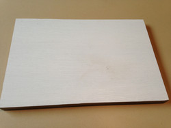 Example of Veneered panel