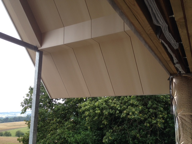 Soffit Board using XyTECH PPC
