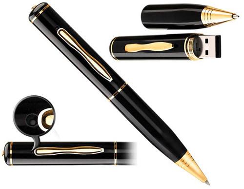 Ручка с встроенной видеокамерой - статья за использование. Внимание!