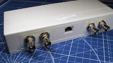 Коробка КР-4 для видеонаблюдения