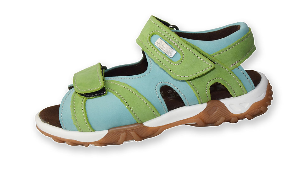 Kinder-Trekking-Sandale Gr. 24 bis 30