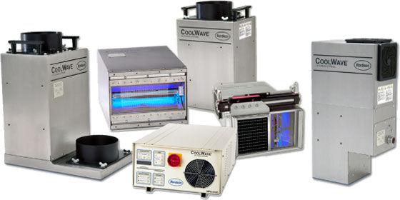 Nordson CoolWave2, 微波式UV固化, 低溫高能量UV固化