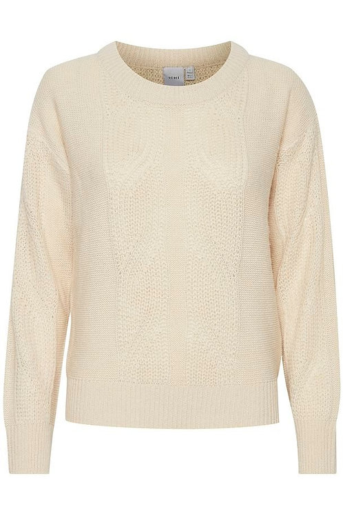 TAPIOCA KNITTED PULLOVER