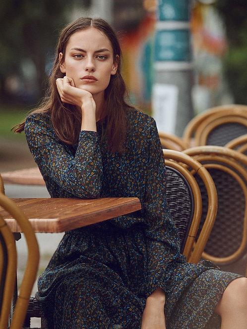 Rosalie Maxi Dress Aop