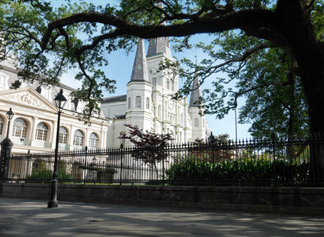 TRAVEL | New Orleans, Louisiana
