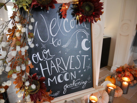 A BEWITCHED EVENING [DIY FALL PARTY]