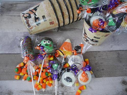 Halloween Kid's Treat Basket | Small