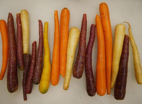 EASY RECIPE | Autumn Rainbow Carrots