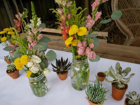 Desert Fiesta Floral Runner | DIY