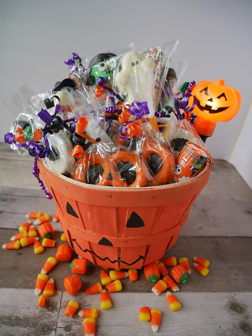 Halloween Kid's Treat Basket | Large