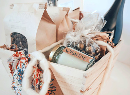 Announcing our | GIFT PARCELS