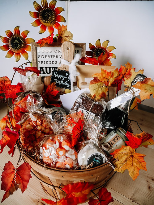 Give Thanks Crate | Party Size