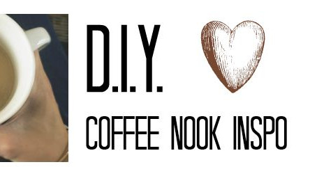 Coffee Addict [DIY NOOK Inspo]