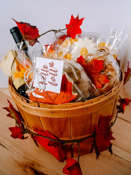 Give Thanks Basket | Gourmet Classic