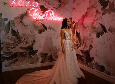 """""""YES TO THE DRESS"""" AT CHIC PARISIEN 