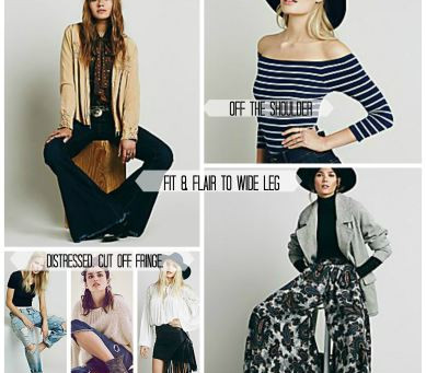 [STACK UP ON] PRE-FALL TRENDS