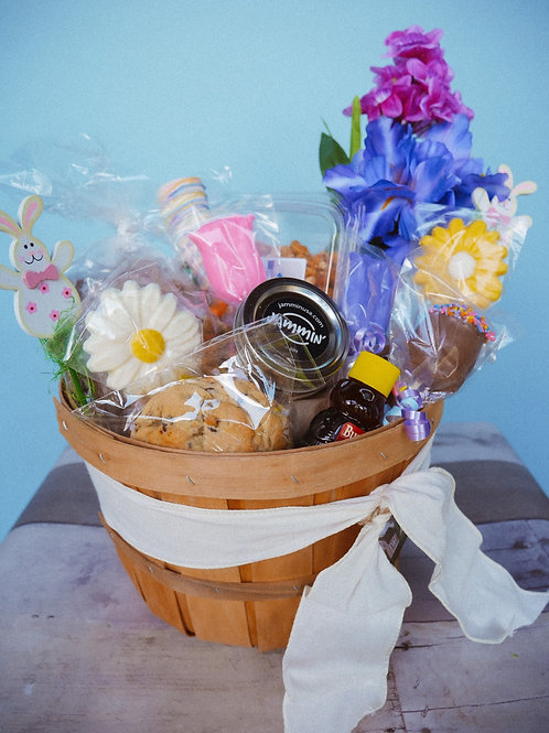 Easter Sweet & Savory |GIFT CRATE