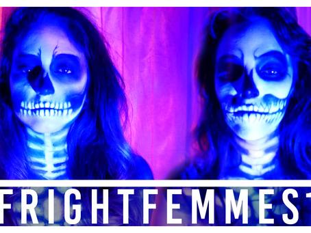 #FRIGHTFEMMES15 VOL. II
