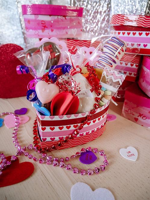Kid's Valentine's Cupid Basket