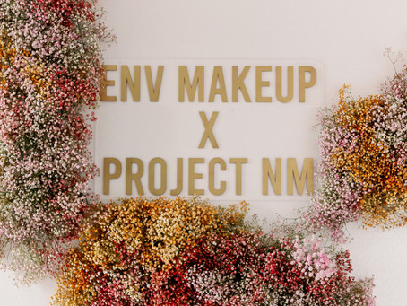 Boss Babe Meet Up   ENV MAKEUP X PROJECT NM