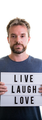 Live Laugh Love with Nick Rado