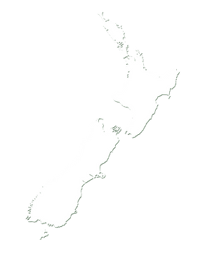 New Zealand Map Laugh Club Comedy