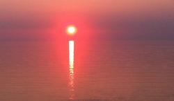 Solnedgang 2015
