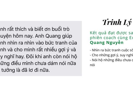 Các Thân Chủ (Client) - Nói Gì Về Những Dịch Vụ Đồng Hành Cùng Chuyên Gia Của Compassion.vn?
