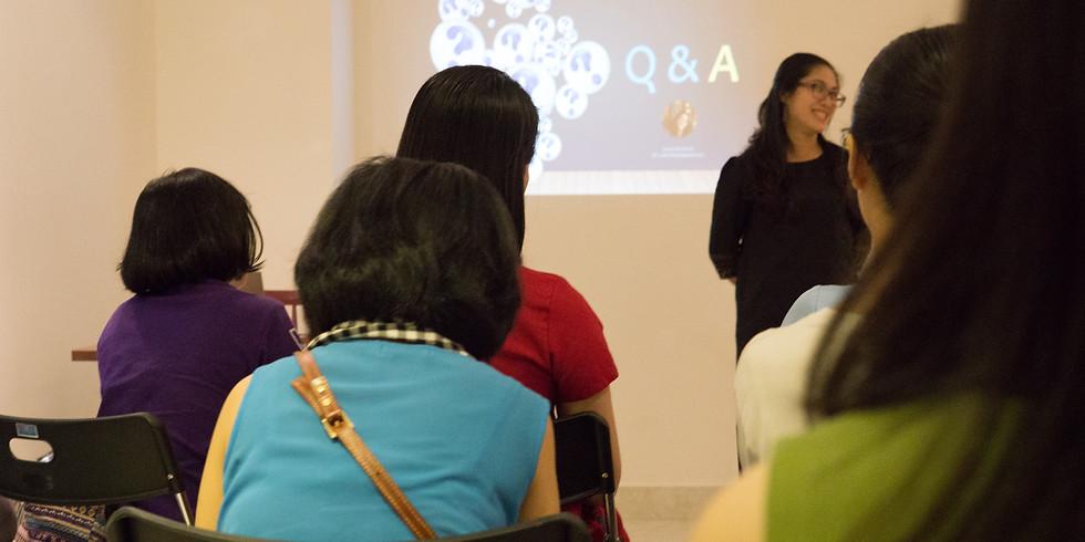 Học Bổng: Đăng Ký Nhận Học Bổng Bán Phần Khóa Học Quiet Communication