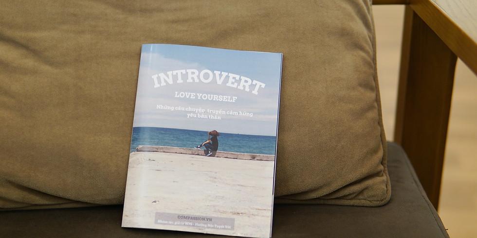 "SỰ KIỆN: NHẬN EBOOK ""INTROVERT - LOVE YOURSELF"""