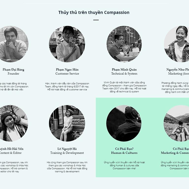 Tìm Người: Vị Trí Cộng tác viên tại Hà Nội