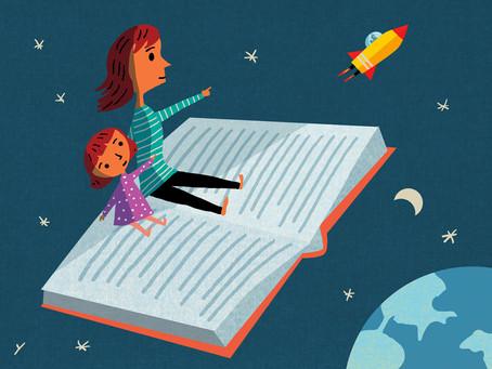 Làm thế nào để nuôi dưỡng tình yêu đọc sách trong con? Và nên đọc chúng ra sao?