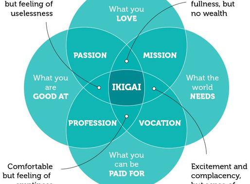 Ikigai Là Gì? Cùng Tìm Hiểu Về Ikigai