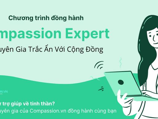 Chương Trình Compassion Expert - Chuyên Gia Trắc Ẩn Với Cộng Đồng