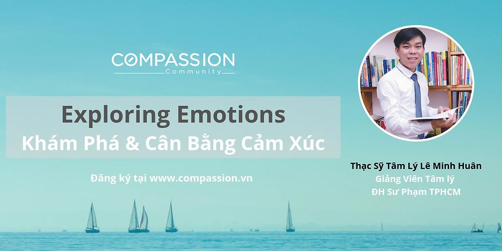 Crowdlearning: Exploring Emotions - Khám Phá & Cân Bằng Cảm Xúc