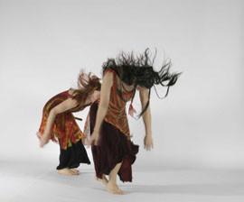 Hình: Vũ đạo của Gibina Gibney đã được trình bày rộng rãi ở Hoa Kỳ và ở nước ngoài. © Andrzej Olejniczak / Gina Gibney