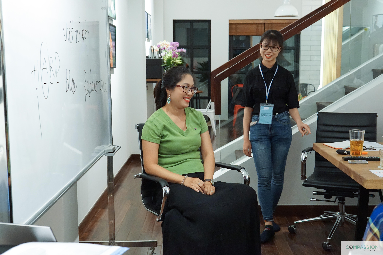 Coach Bảo Khanh & Ngọc Hân