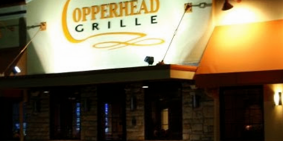 Dinner at Copperhead Grill