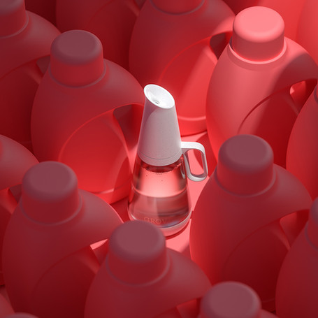 Grove - Reusable Detergent Bottle