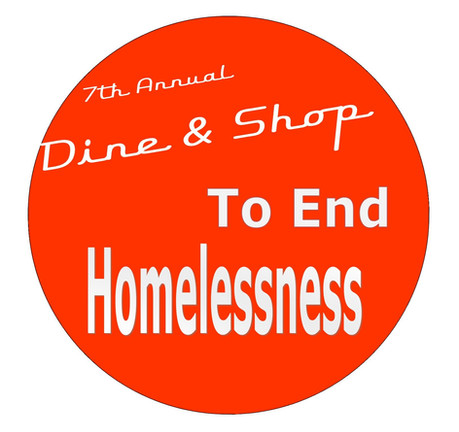 2021 Dine & Shop to End Homelessness - February 11th