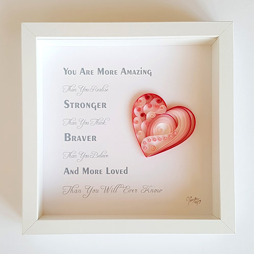 You Are Amazing - Motivational Wall Art