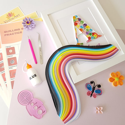 Basic Quilling Starter Pack - Masterclass Special