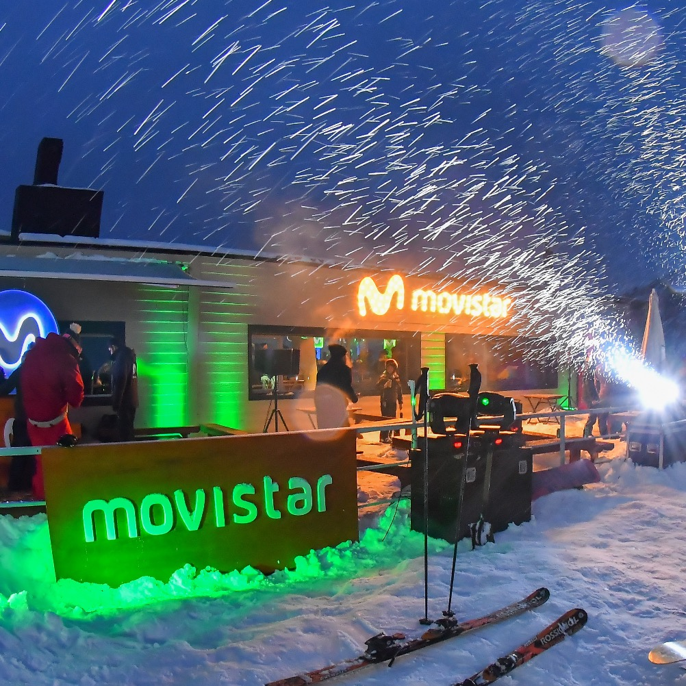 MOVISTAR SKI NIGHT