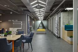 Rénovation d'un entrepôt