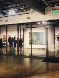 Space Gallery Exhibit 2020